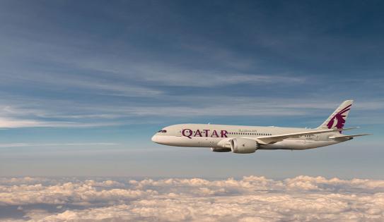 Dreamlinerrel indította újra Doha-Budapest járatát a Qatar Airways