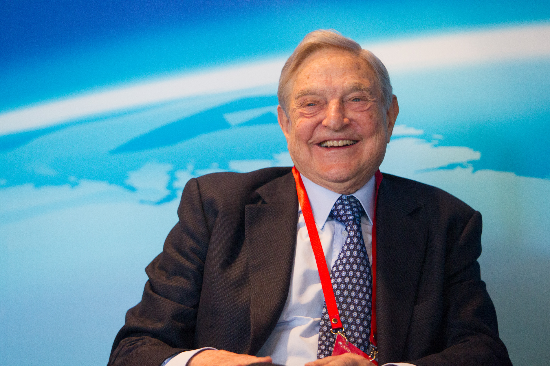 Soros György most Németországot győzködi az Európát örökre eladósító kötvényről