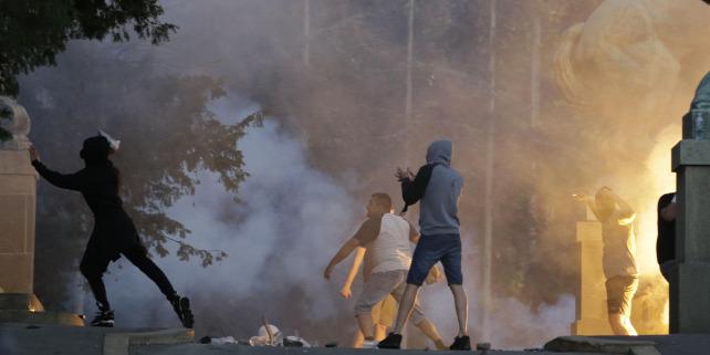 Forrás: MTI/EPA/Andrej Cukic