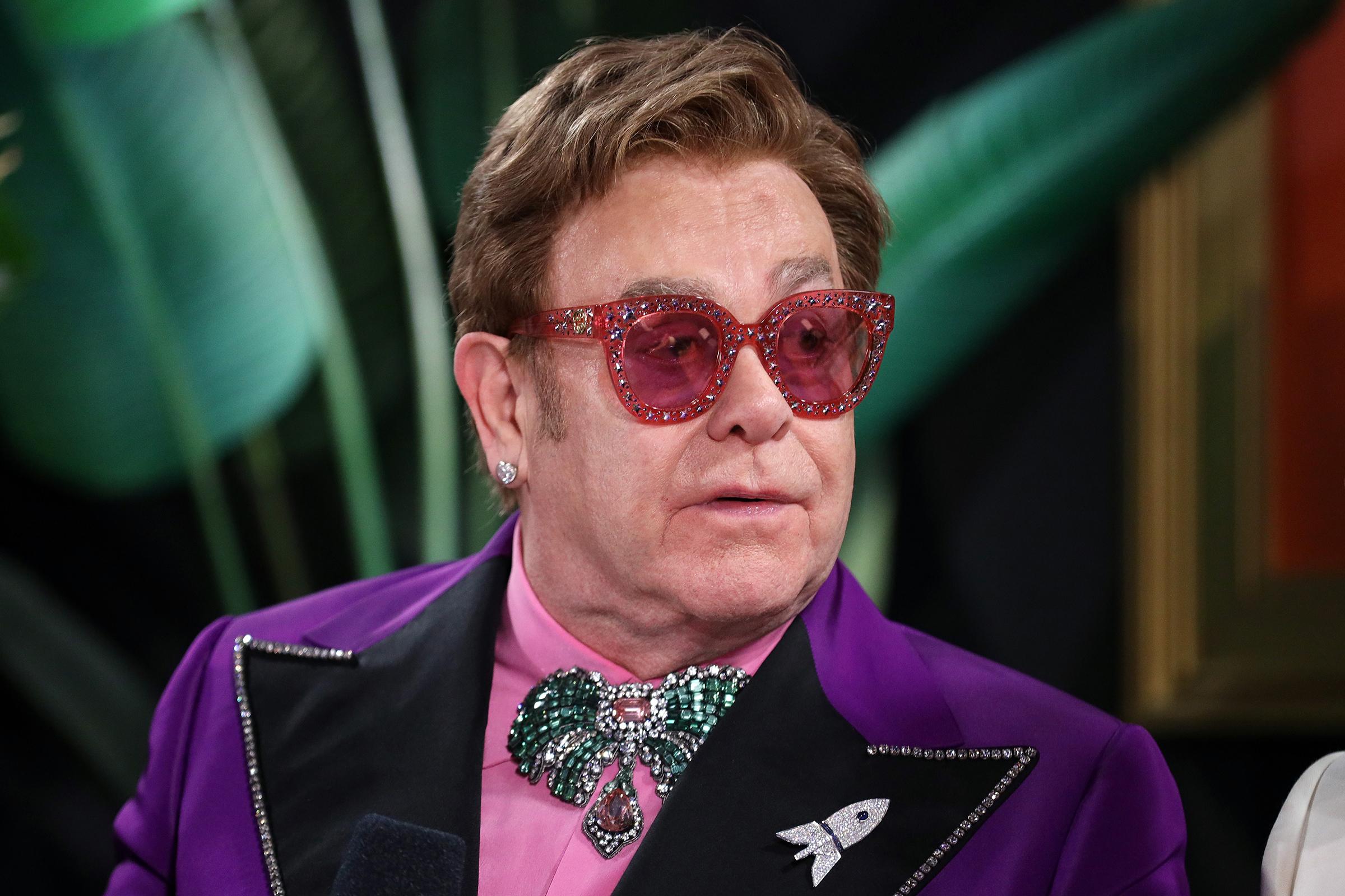 Rekordot döntött Elton John – Senki sem volt még arra képes, amire ő