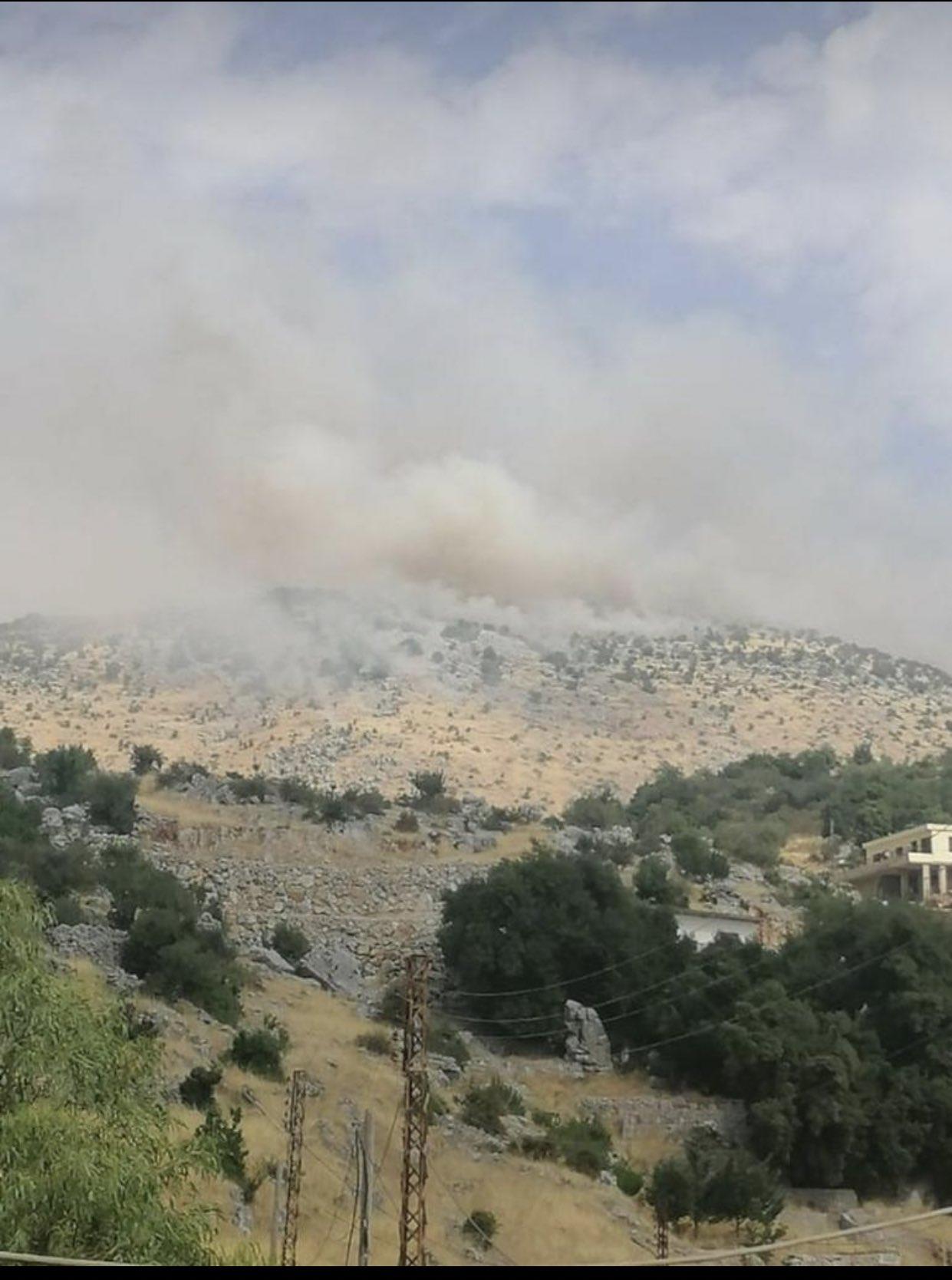 A Hezbollah libanoni megfigyelőállásait lőtte Izrael
