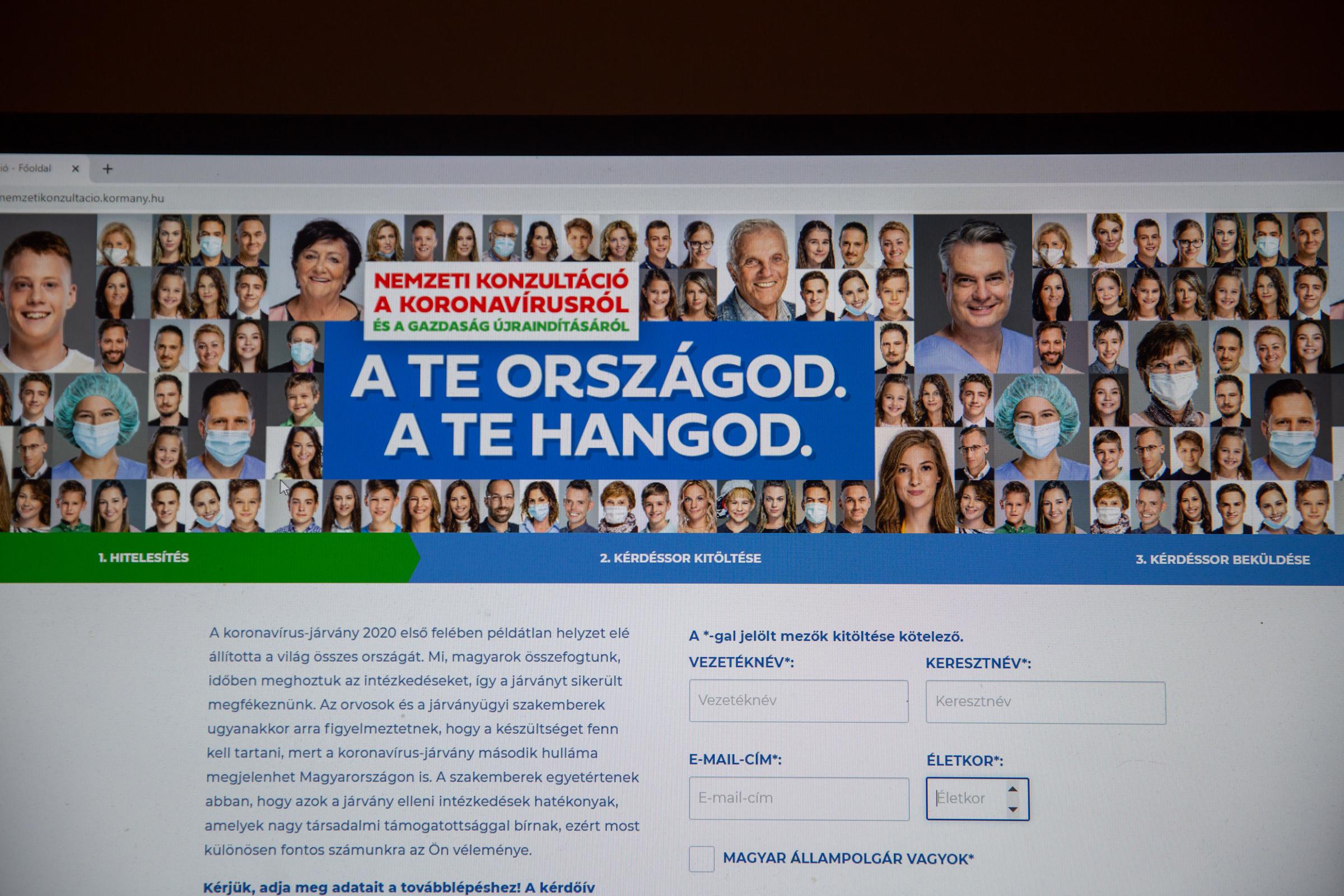 Fidesz: A baloldalnak most sem sikerült elhallgattatni a magyar embereket