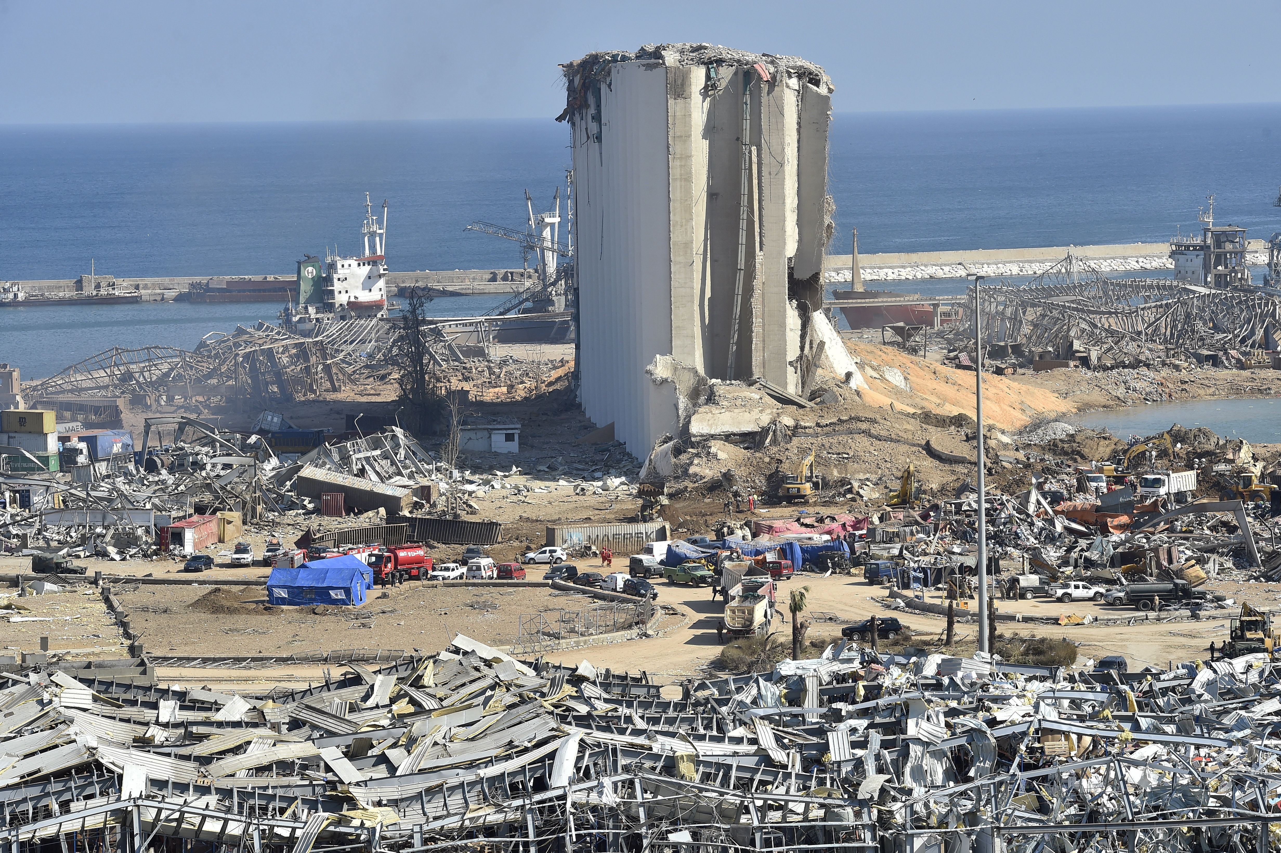 Egy éve történt a 190 halálos áldozatot követelő bejrúti robbanás, felelős még mindig nincs