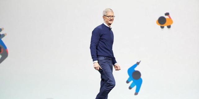 Forrás: Apple