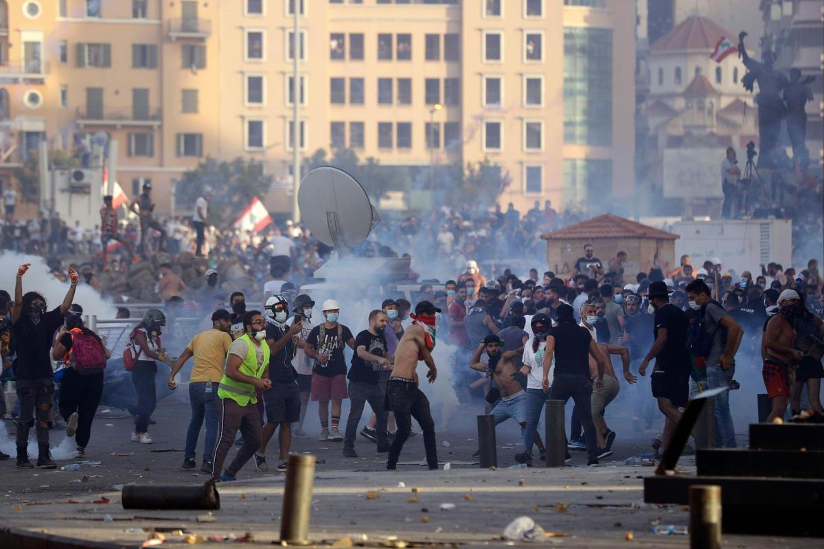 A Harag Napja Libanonban: megbukott a kormány, jön a káosz