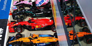 Forrás: Formula 1 via Getty Images/2020 Formula One World Championship Limited/Dan Istitene