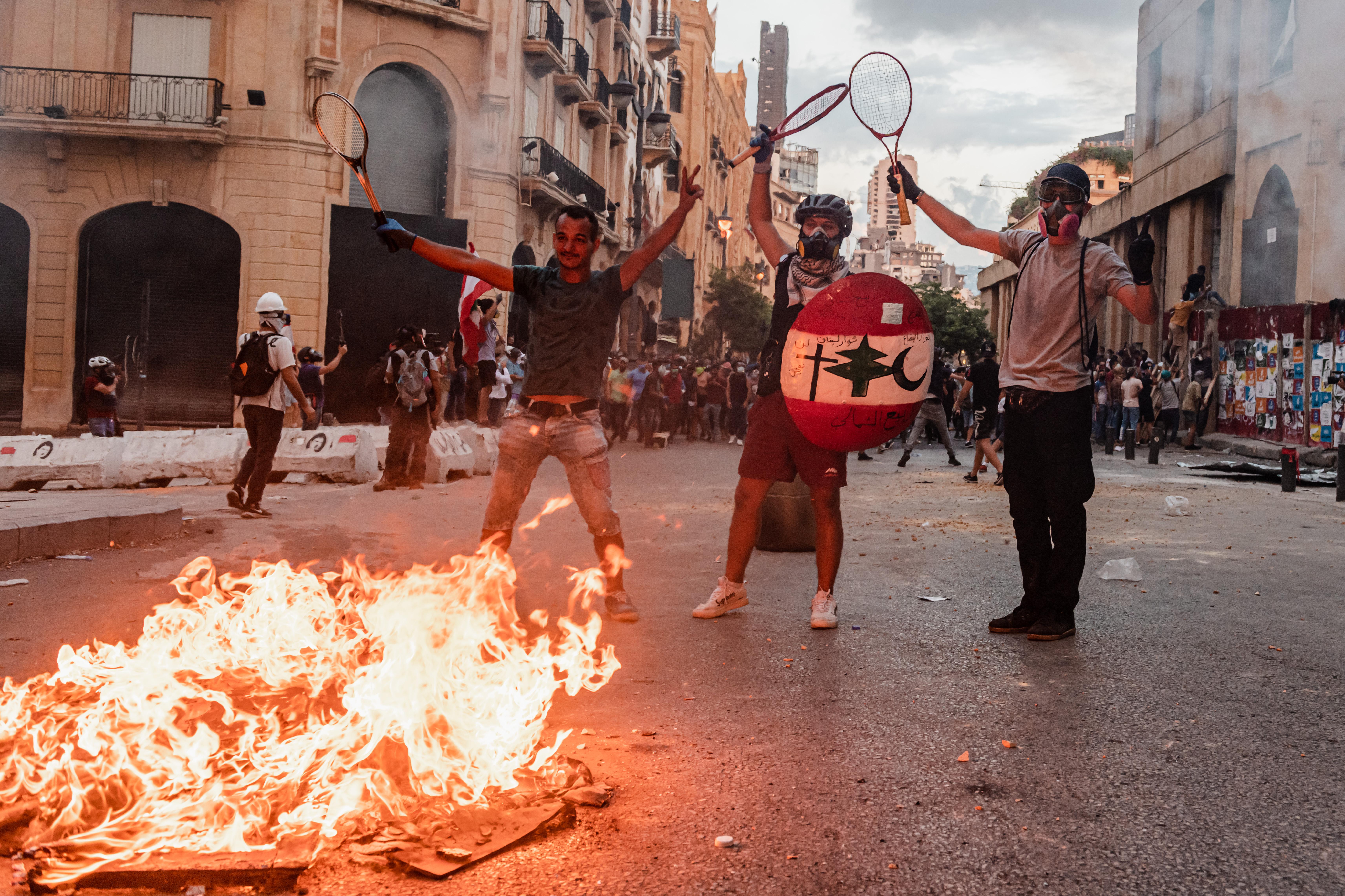 Egy terrorszervezet irányítja Libanont, az új választás sem hoz békét