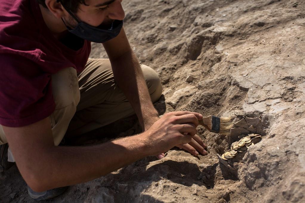 Mintha csak tegnap ásták volna el, olyan jó állapotban van az évezredes kincs