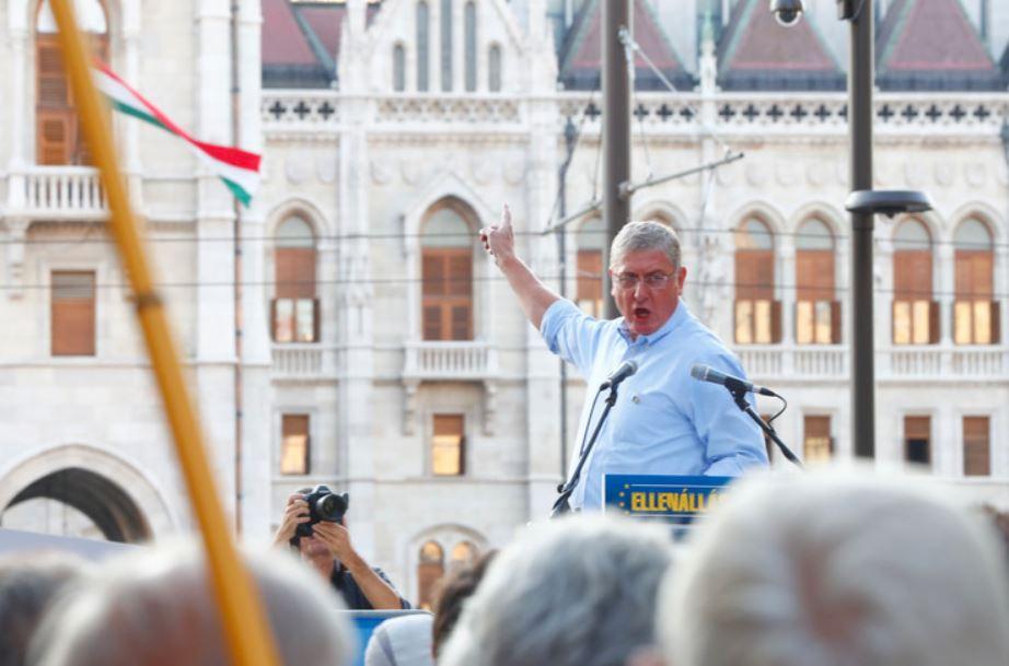 Tovább fenyegetőzik Gyurcsány Ferenc, most arról beszélt, ha hatalomra kerül, nem lehet többet igazgató Vidnyánszky Attila Magyarországon