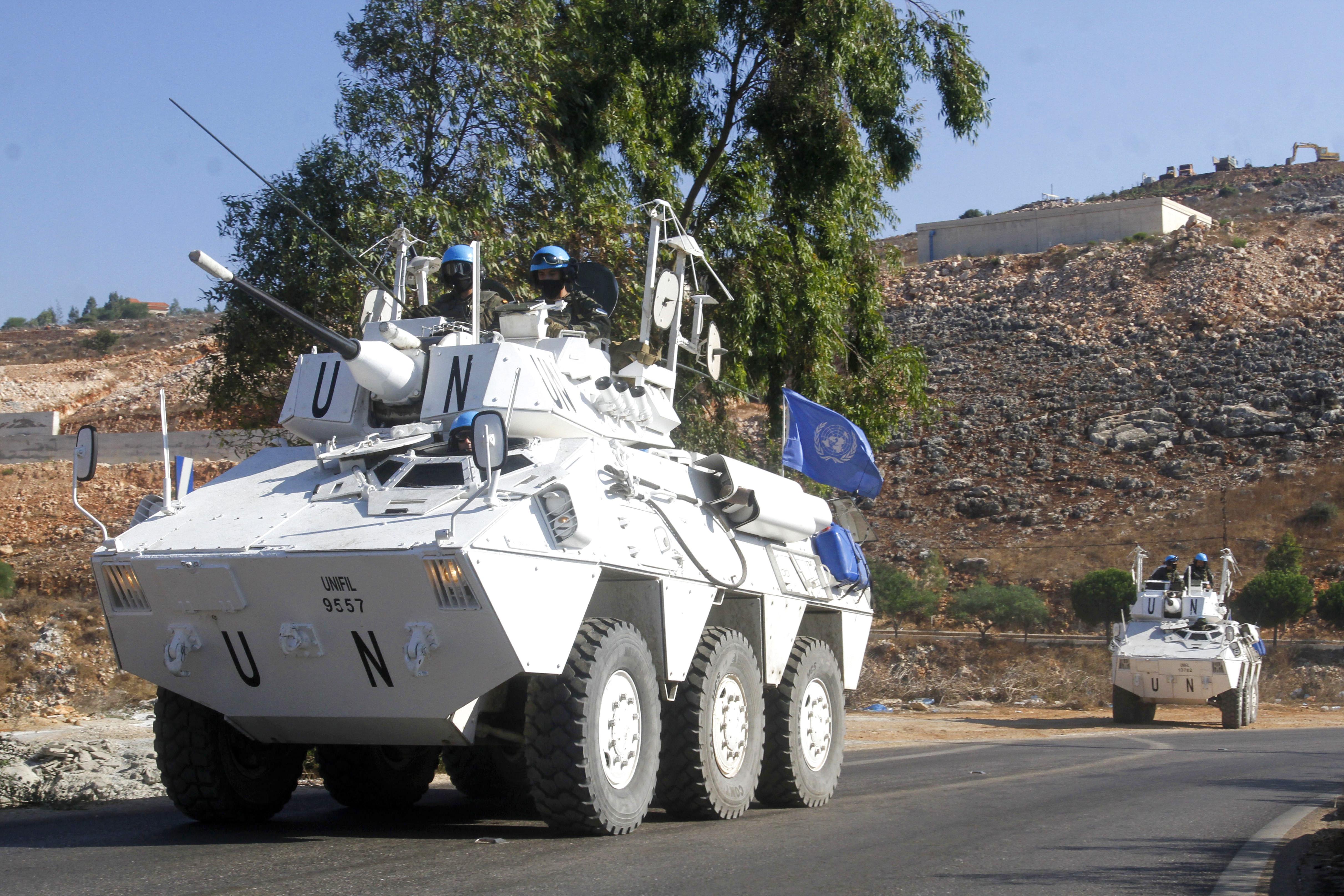 Meghosszabbították az ENSZ libanoni békefenntartó misszióját
