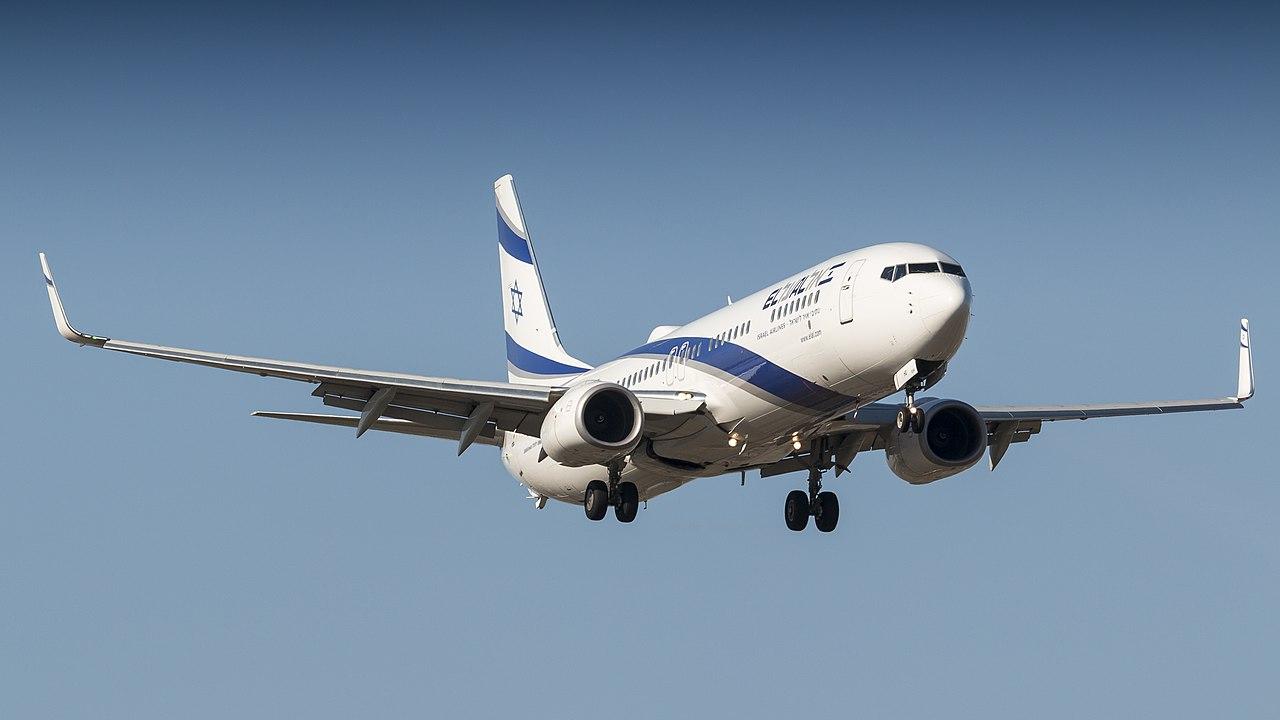 Történelmi jelentőségű kereskedelmi repülő szállt fel Izraelben
