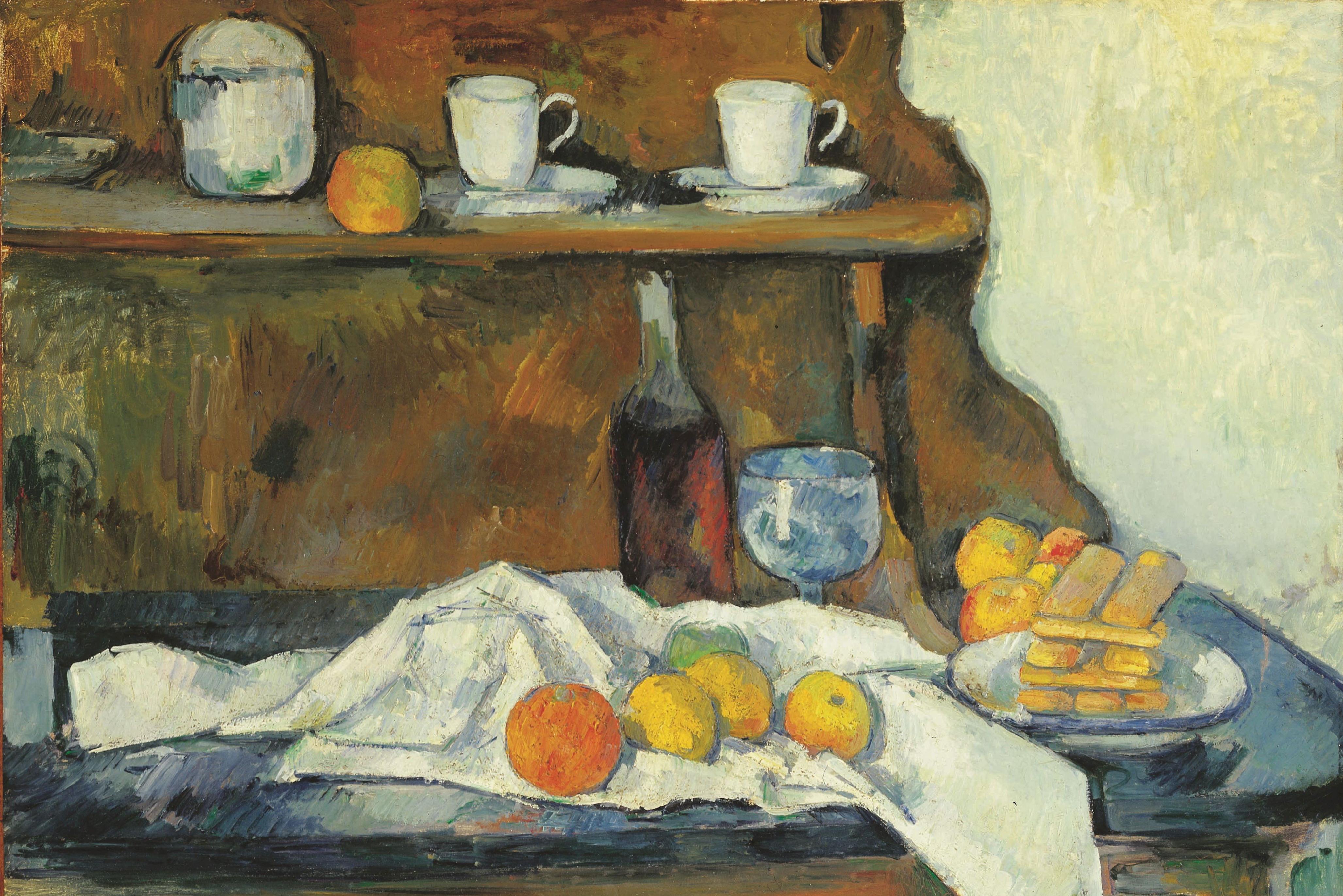 Nyolc év után újabb Cezanne-kiállítás lesz a Szépművészetiben