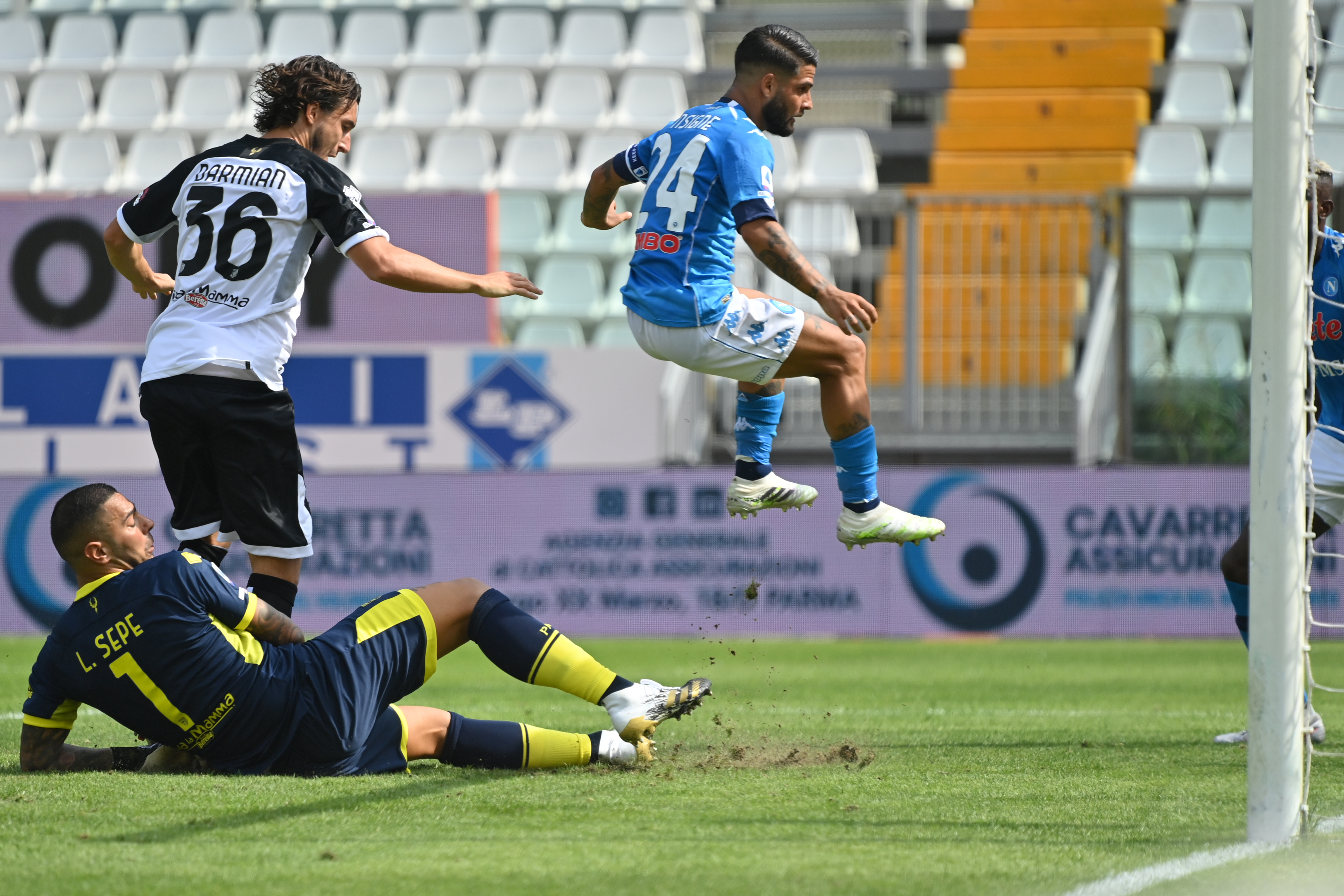A Napoli győzelemmel kezdte a Serie A új idényét - videó