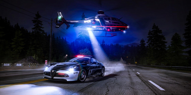 Hivatalos a Need For Speed Hot Pursuit Remastered