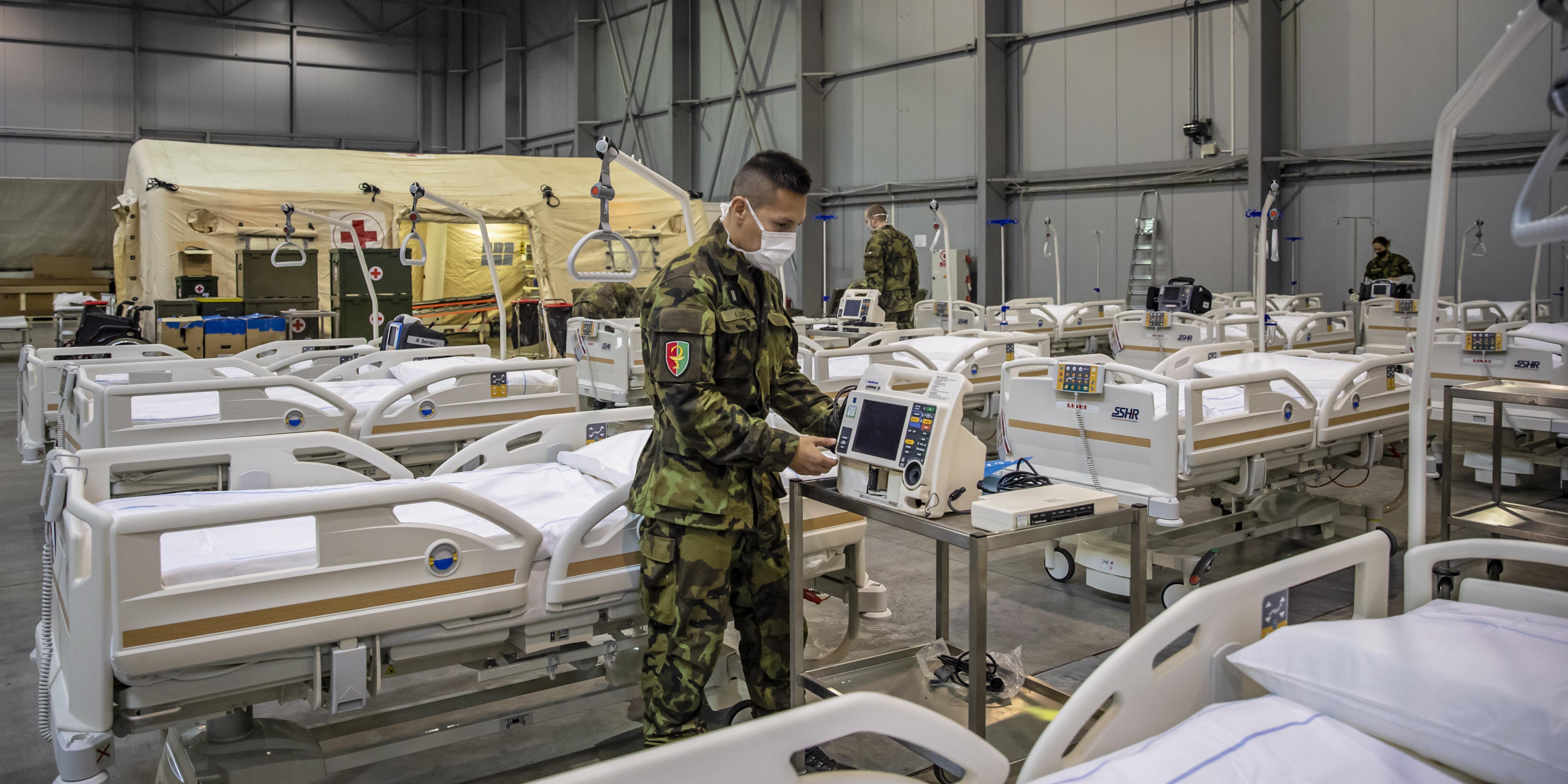 magas vérnyomás a katonai személyzetben
