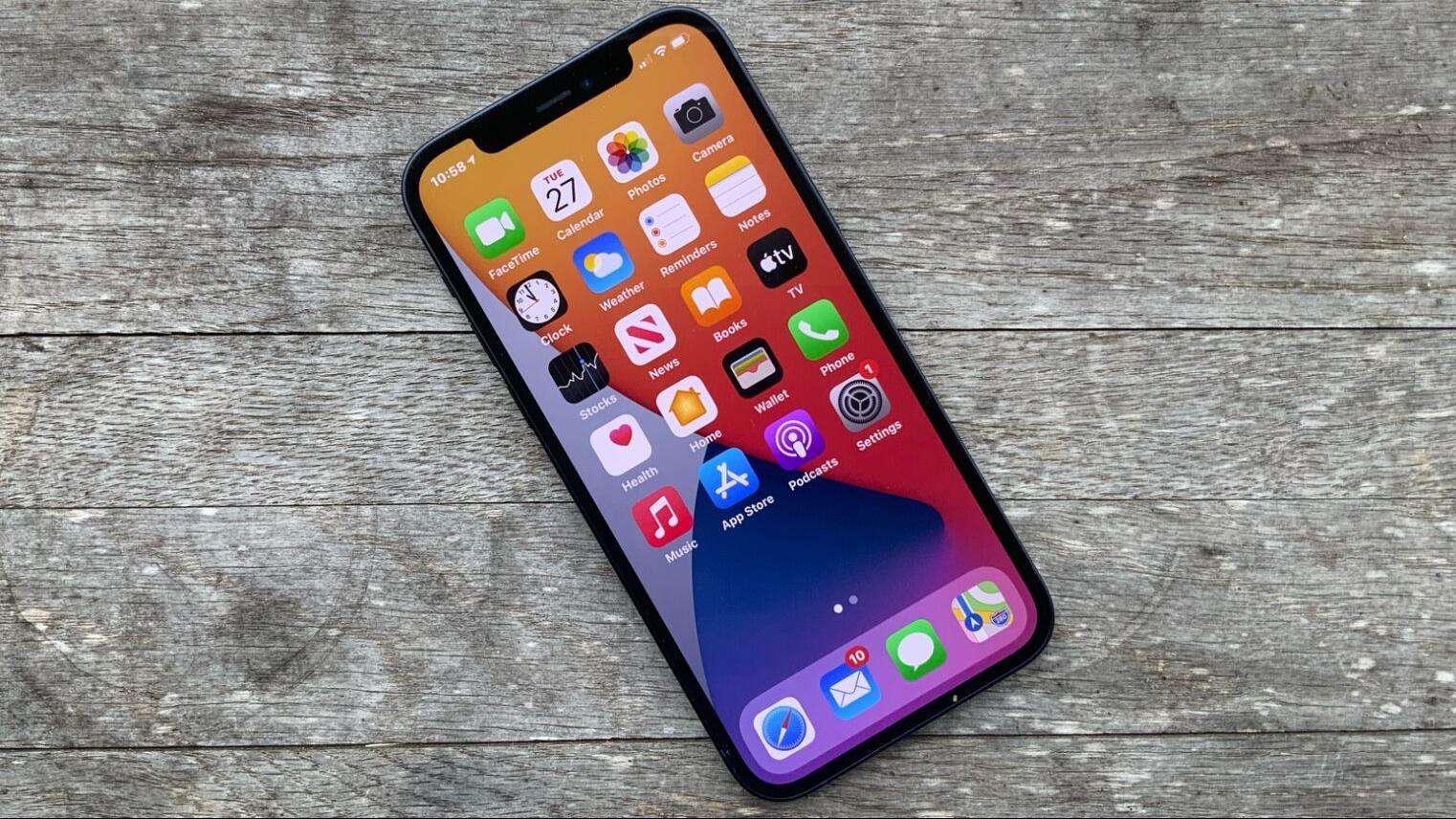 Az iPhone 13-ban sem lesz ujjlenyomat-olvasó
