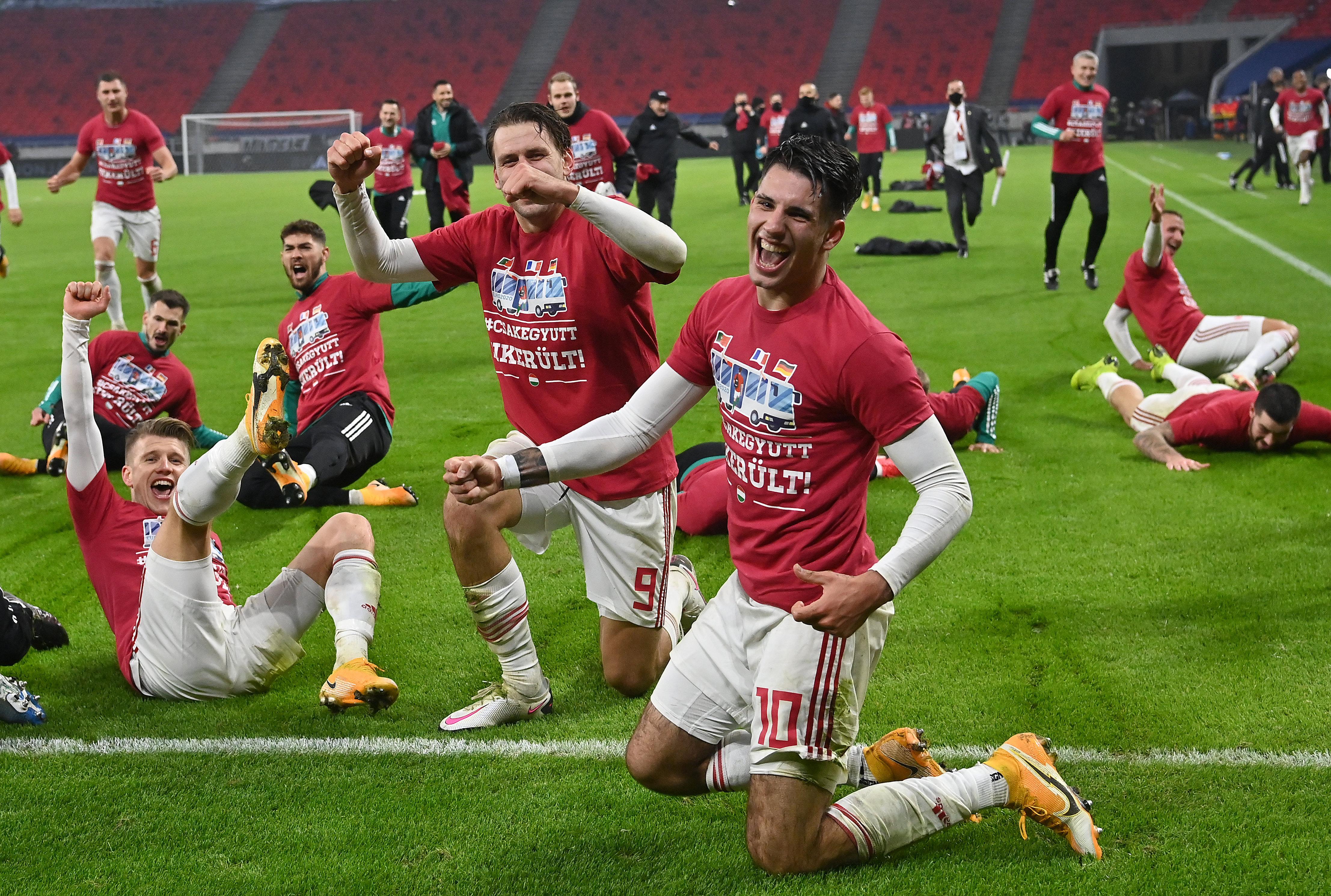 Eurómilliókért is küzd a magyar válogatott a labdarúgó Eb halálcsoportjában