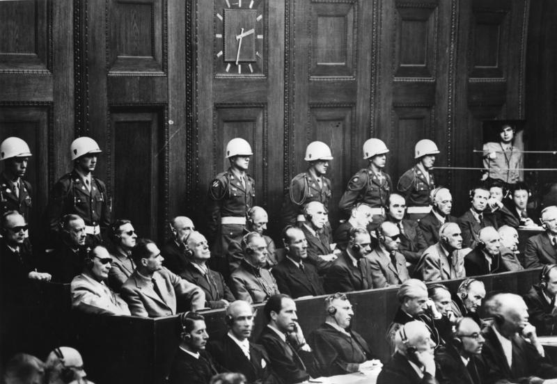 A legfőbb bűnös a halálba menekült – 75 éve hirdettek ítéletet Nürnbergben
