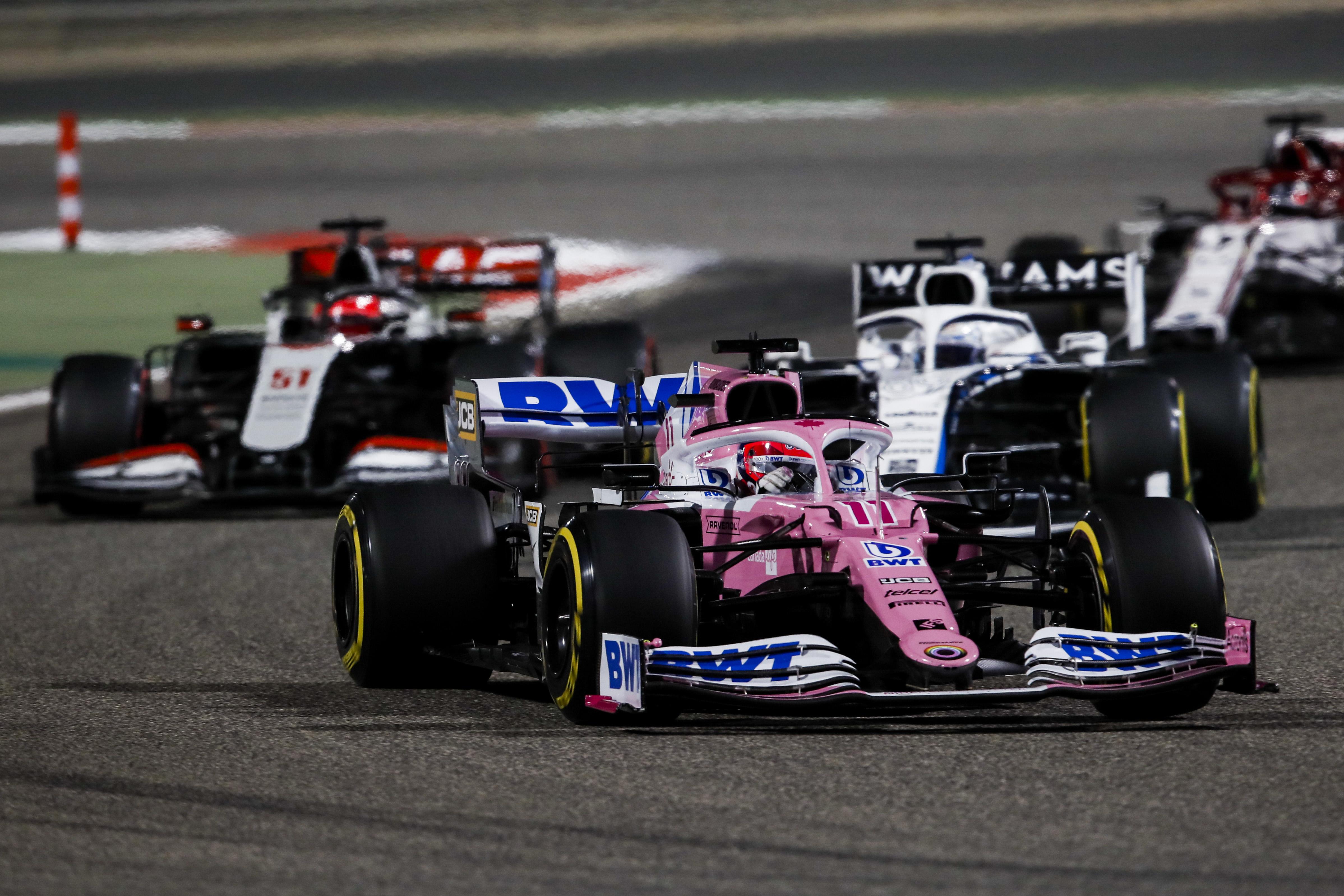 Mérlegen az F1-es mezőny: kik kerülnek hátrányba a tömegük miatt?   M4 Sport