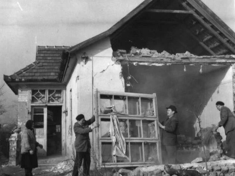 Félelmetes morajlással kezdődött a Budapest melletti földrengés