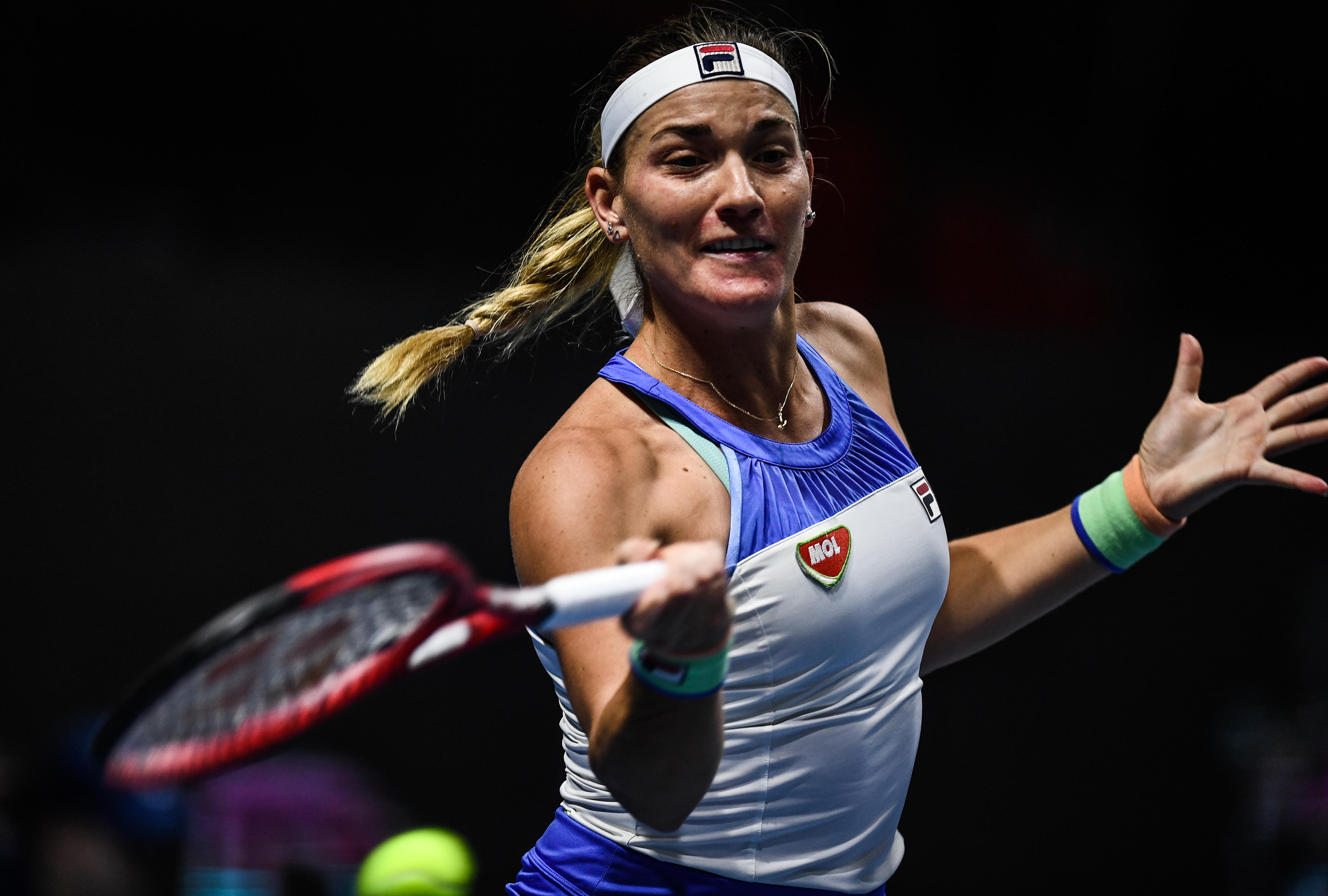 Babos Tímea bejutott az elődöntőbe a hamburgi tenisztornán