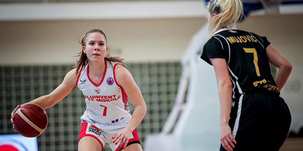 Vereséggel kezdett a DVTK Törökországban a női kosárlabda Európa-kupában