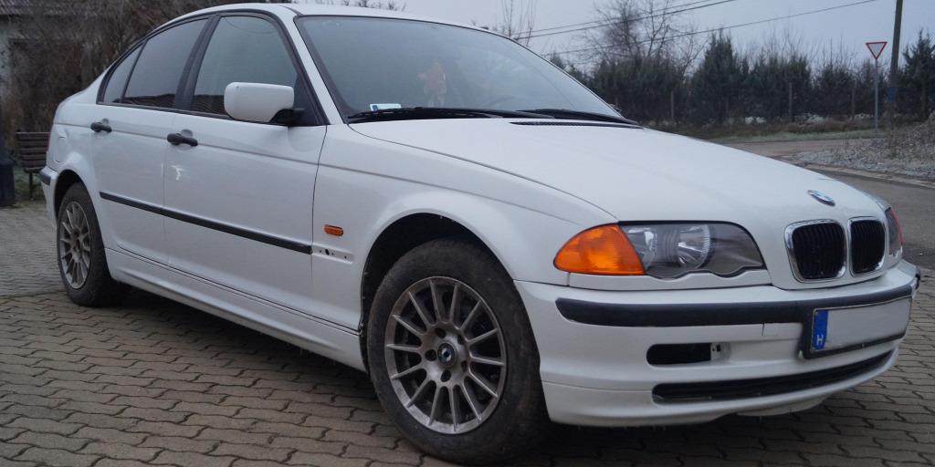 Ennyit ad félmillió forintért a használtpiac egykori sztárja - BMW 320d E46 használtteszt
