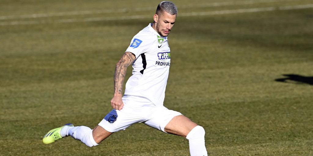 Megszerezte első gólját az MTK-ban Varga Roland - videó