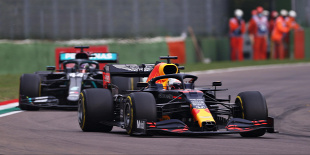 Forrás: Formula 1 via Getty Images/2020 Formula One World Championship Limited/Lars Baron