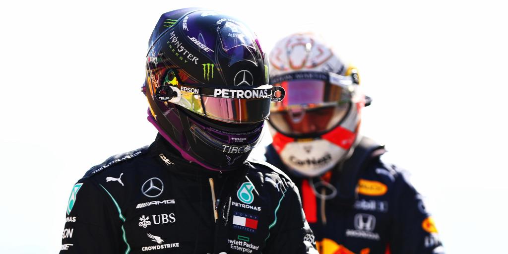 Wolff: Az F1 része, hogy a Red Bull cukkolja Hamiltont