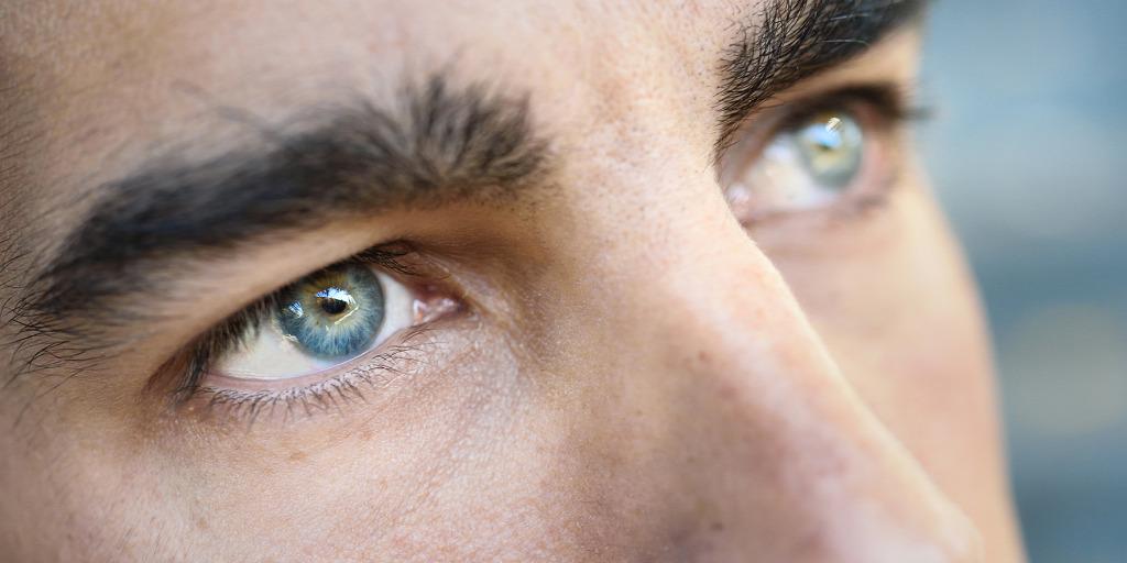 10 év vakság után kapta vissza a látását a férfi