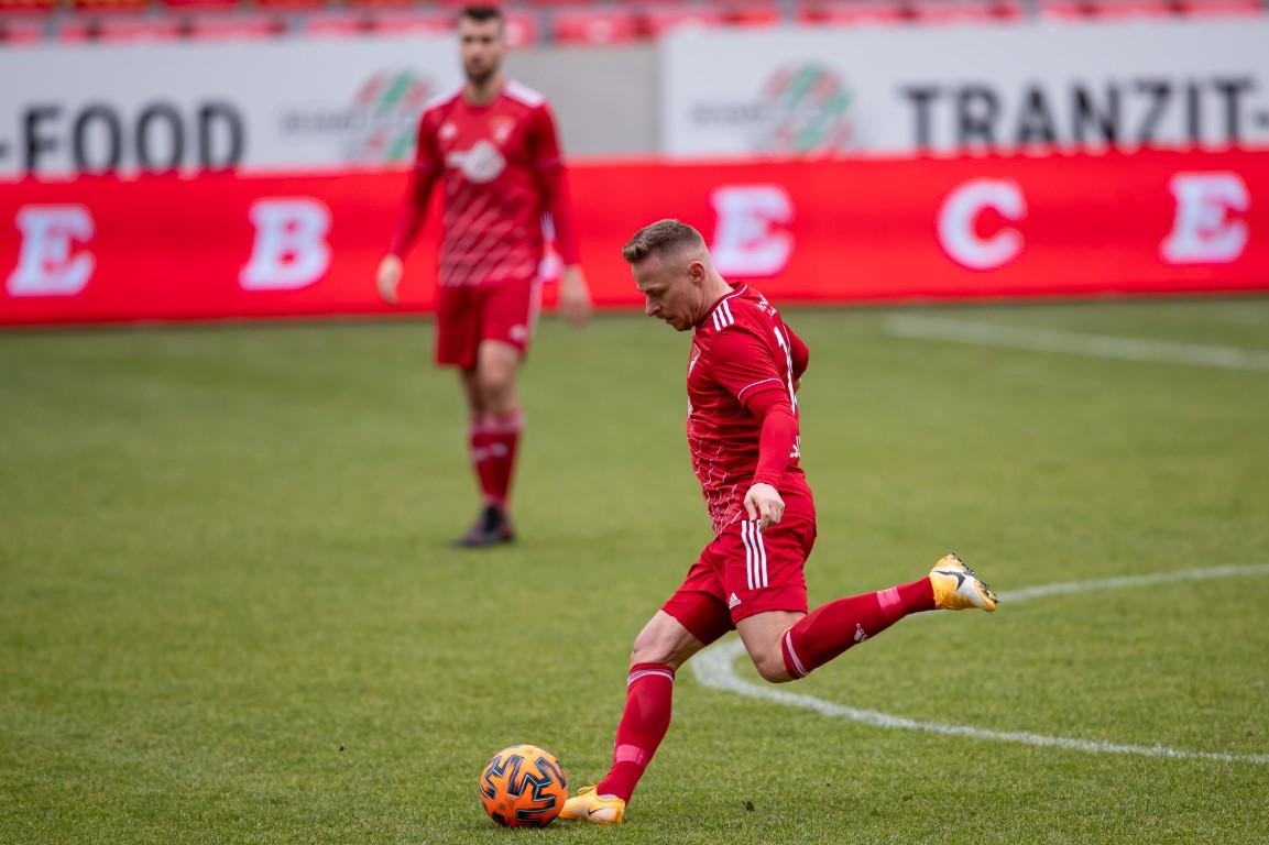 Dzsudzsák csereként lőtt gólt, a Debrecen hazai pályán győzött az NB II-ben