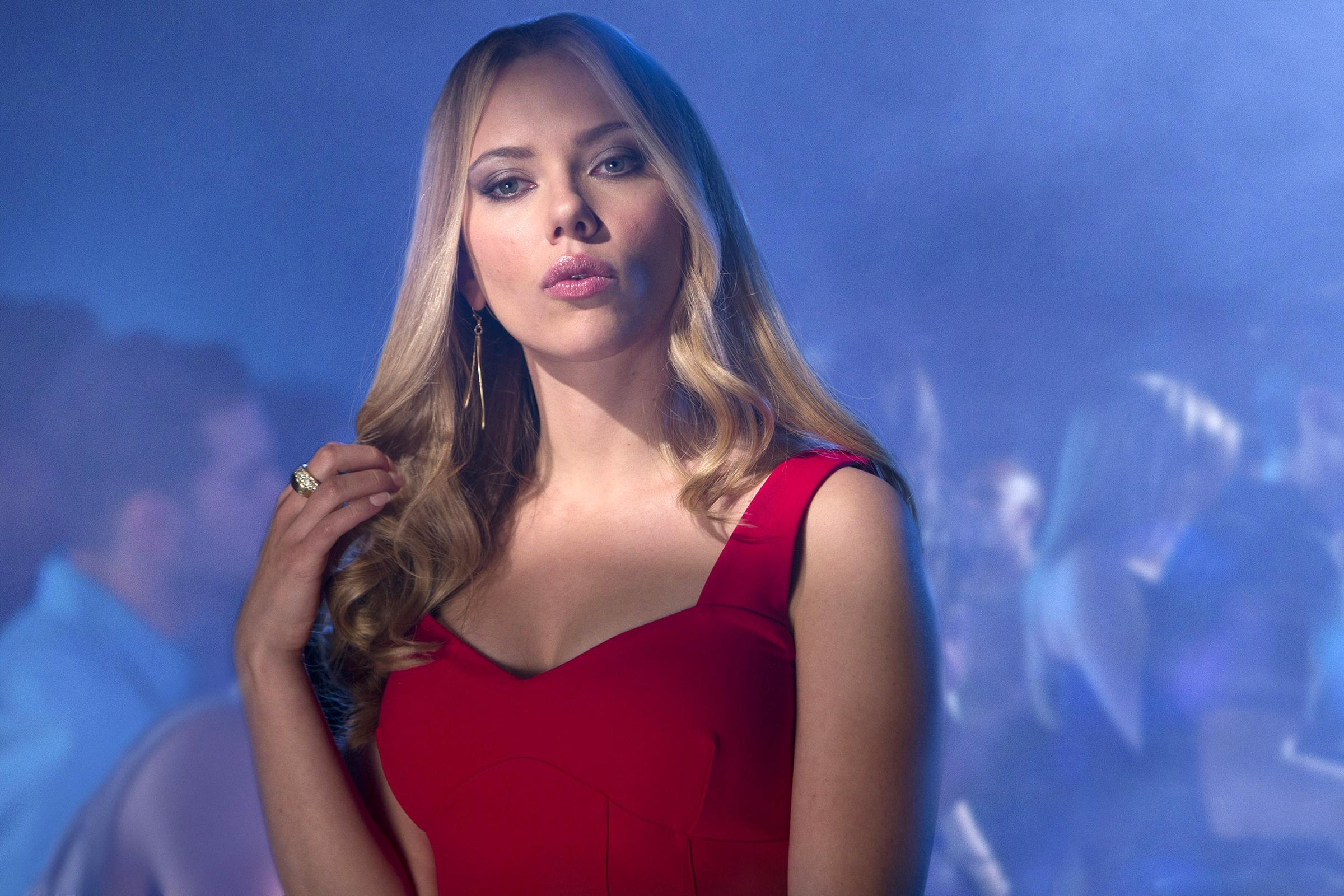 Scarlett Johansson bekeményített: 50 millió dolláros pert indít