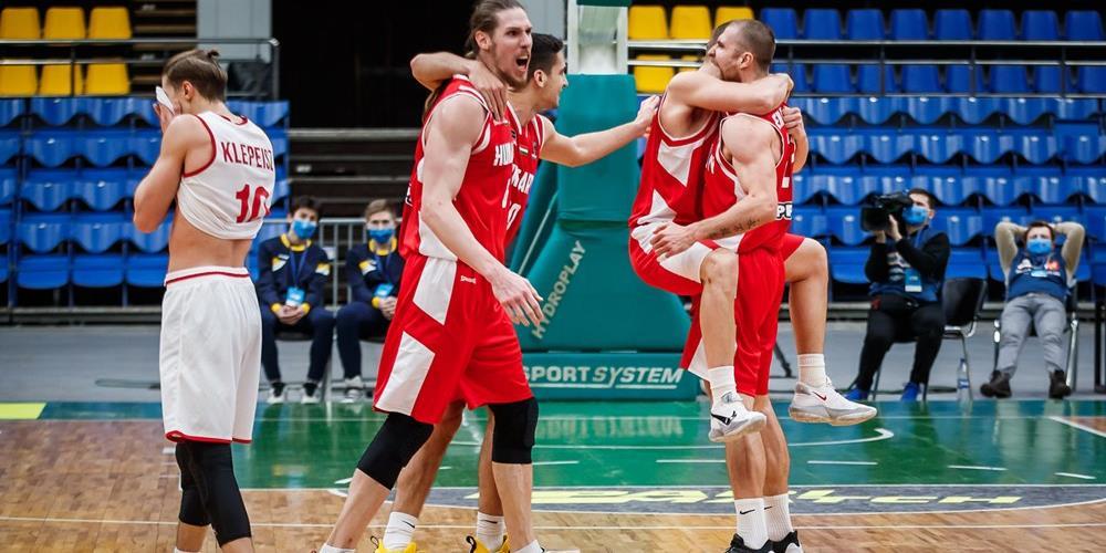 Teljessé vált a jövő évi kosárlabda Európa-bajnokság mezőnye