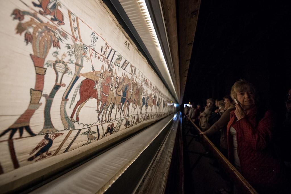 Restaurálják a világ egyik leghíresebb, 70 méter hosszú, ezeréves faliszőnyegét
