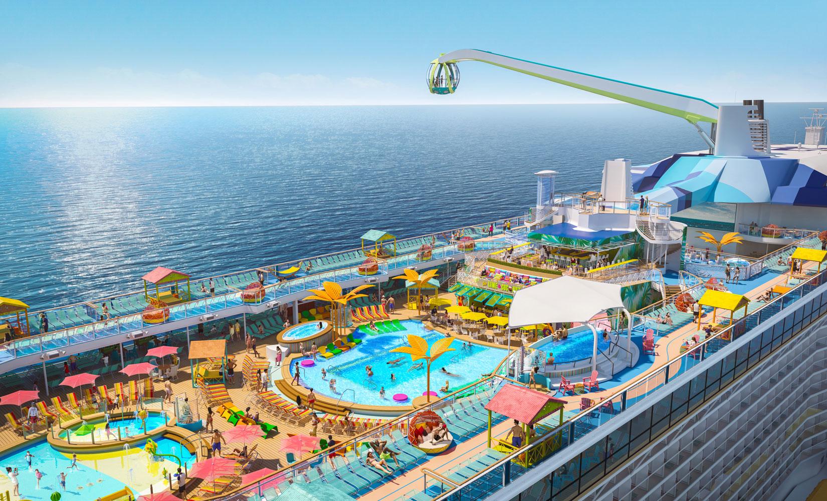 A Royal Caribbean szállítja az év egyik legjobban várt óceánjáróját
