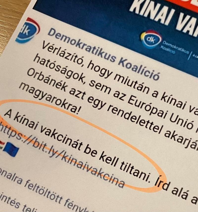 Folytatódik a baloldali oltásellenes kampány: Gyurcsány most szobanövények beoltásával viccelődik