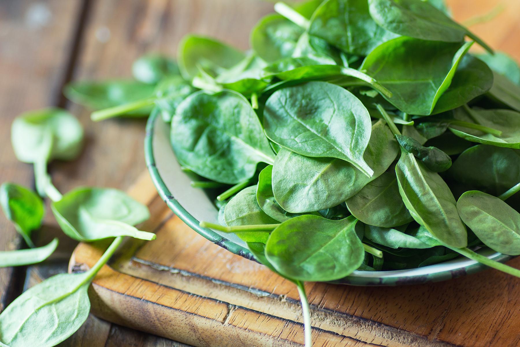 A zöld színű zöldségek jótékony hatását fedezték fel