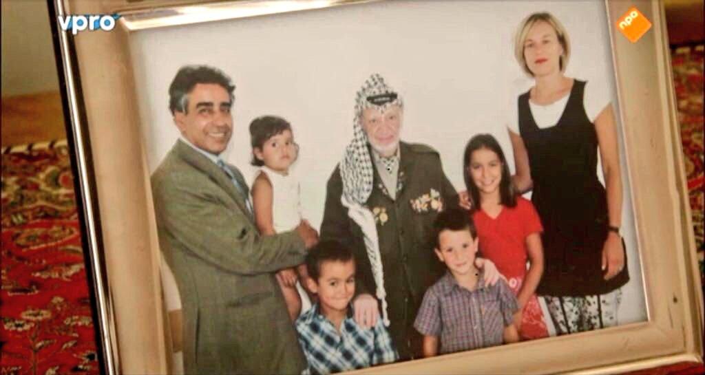 Jasszer Arafat embere volt a Momentum holland testvérpárja vezetőjének férje