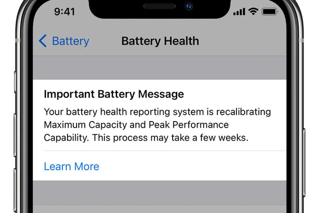 Újrakalibrálja az iPhone 11 mobilok akkumulátorát az Apple