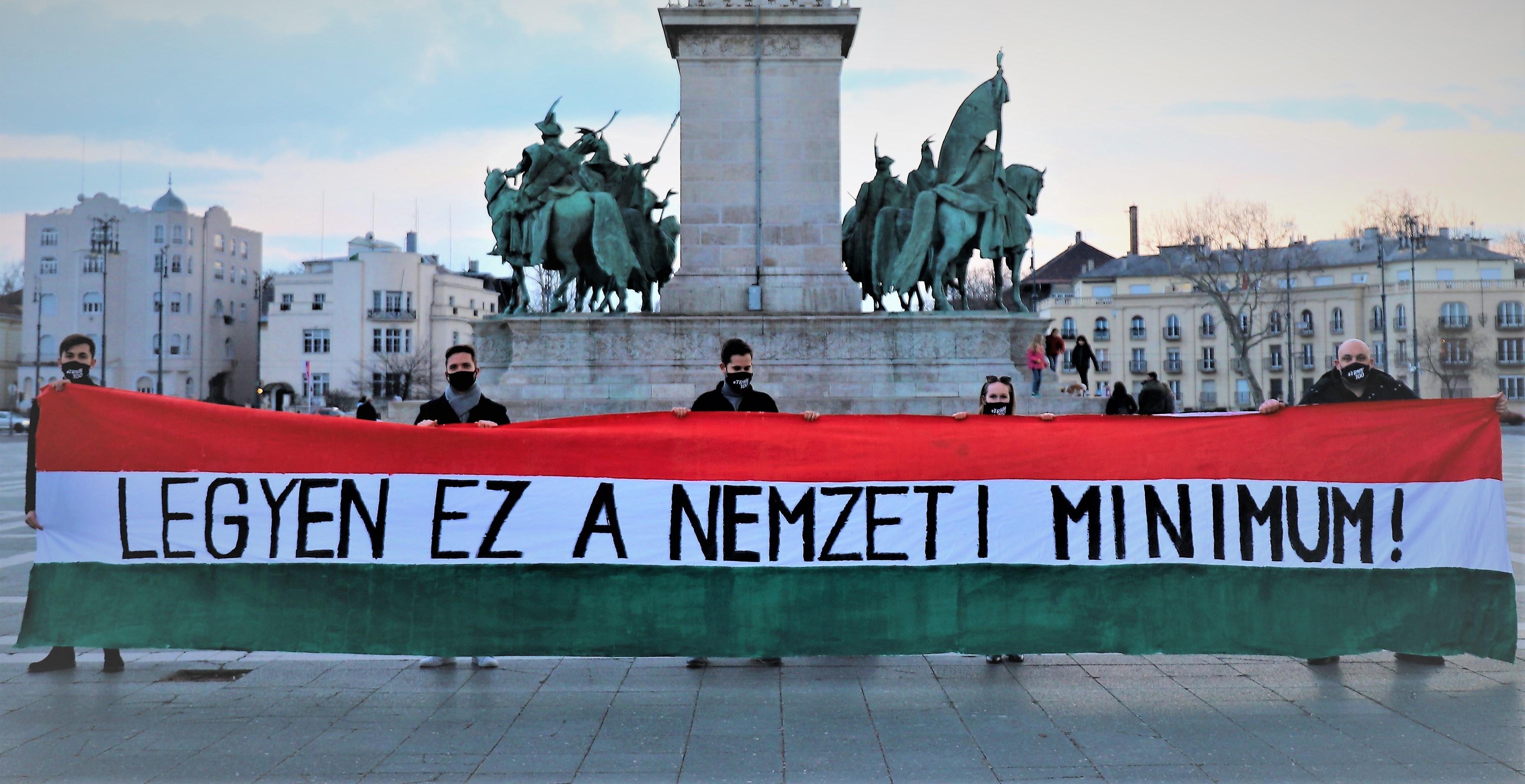 Egy fiatal csapat kampányt indított azért, hogy a határon túli magyarok ügye legyen a nemzeti minimum - videó