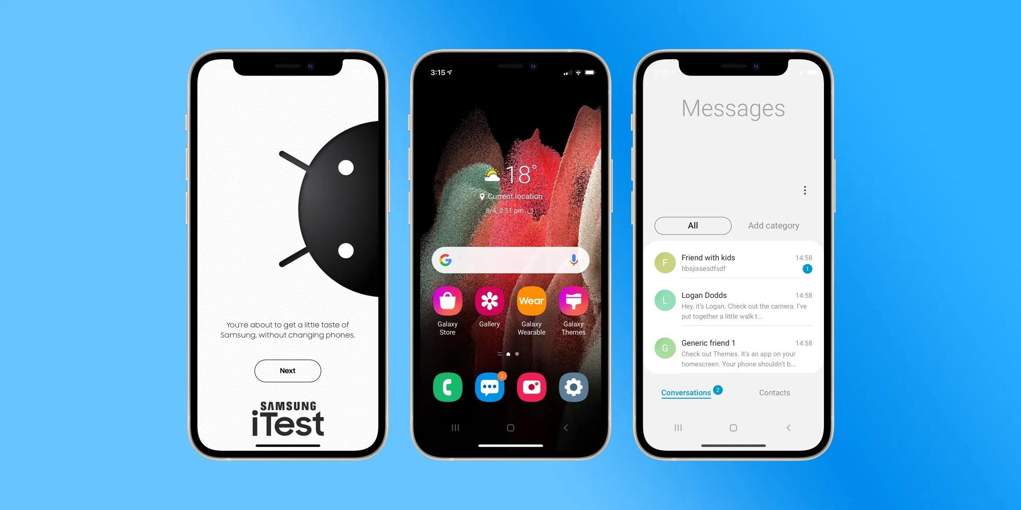 Mobilos élményszimulátorral támad a Samsung