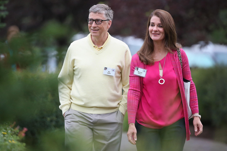 Bill Gates és Melinda Gates 27 év után válnak