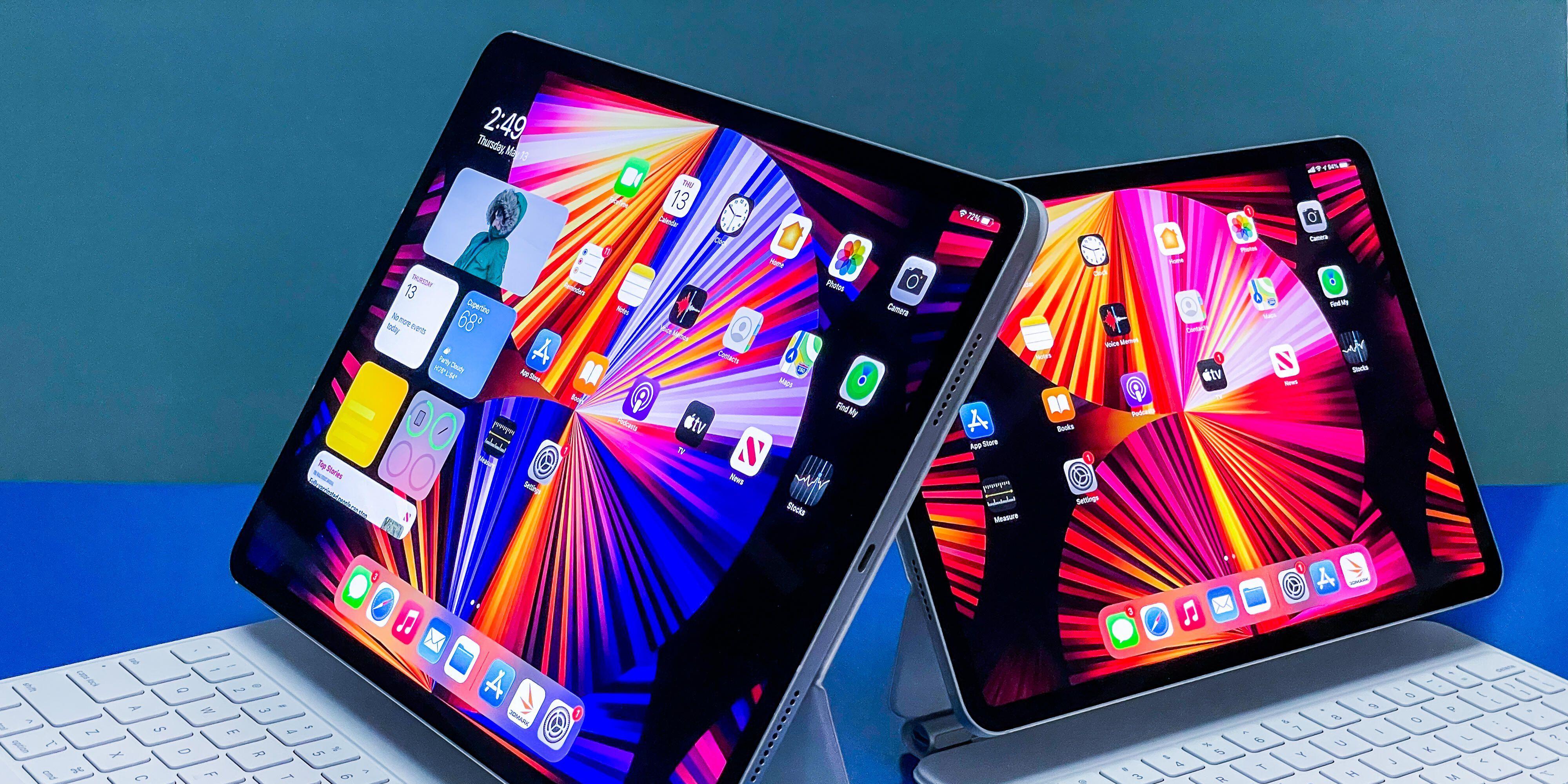 Jobb kamerákkal és kijelzőkkel jönnek idén új iPadek