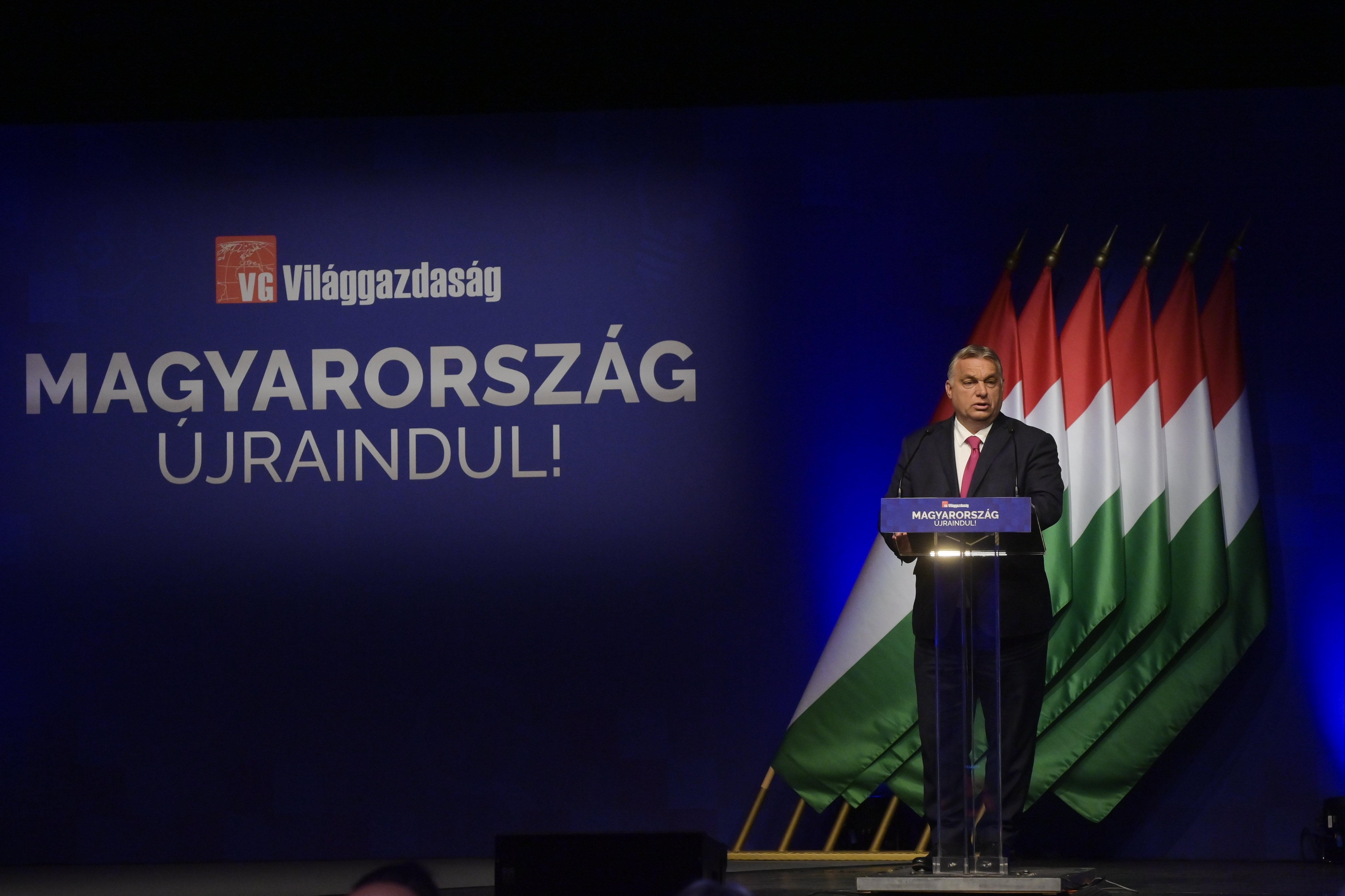 Orbán Viktor: Magyarország újraindul! - videó