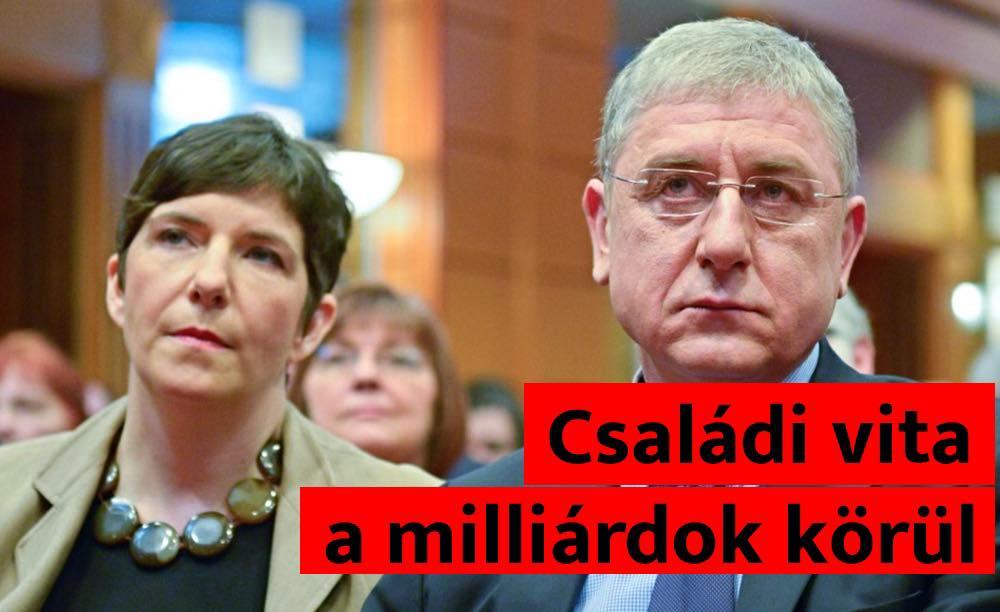 Kocsis Máté: Ha Gyurcsányné harcolni akar az oligarchák ellen, akkor kezdje Gyurcsánnyal!