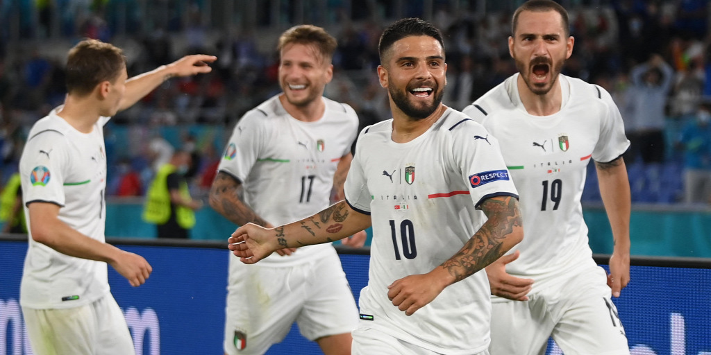 Azonnal megbolondult Olaszország a labdarúgó-Eb nyitómeccse után