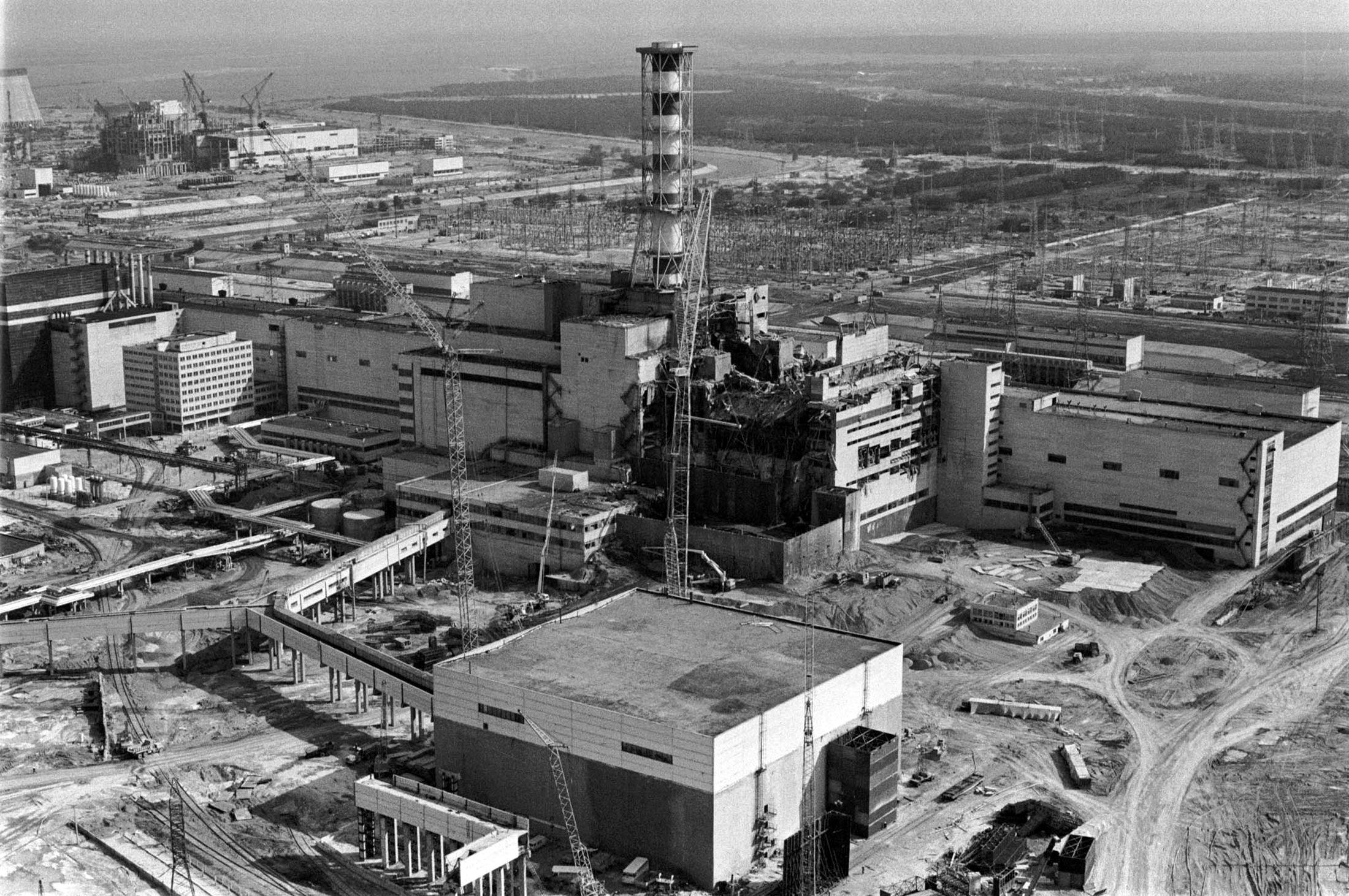 Elhunyt a csernobili erőművet a katasztrófa idején vezető igazgató