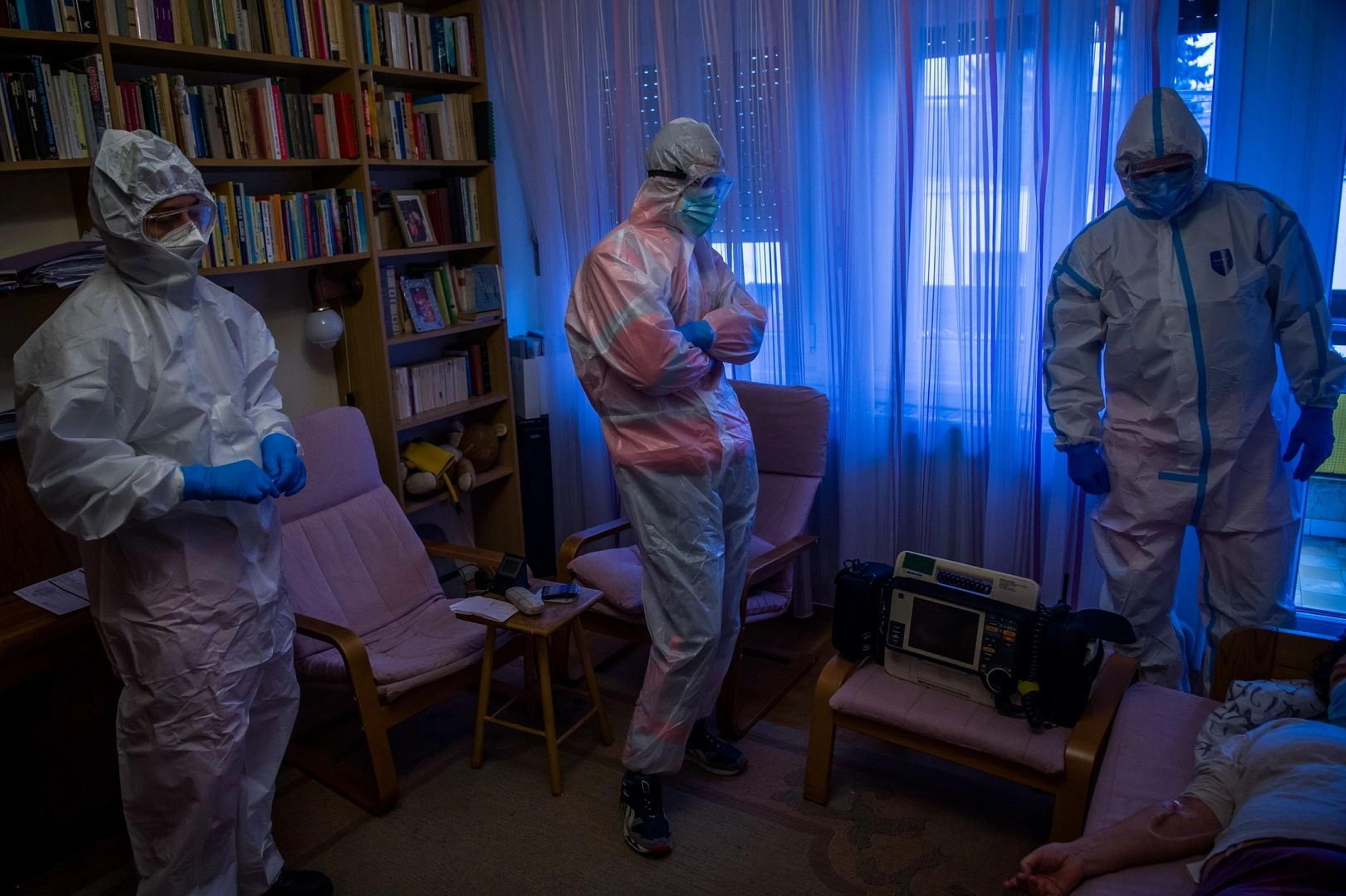 Koronavírus és génbetegség a Magyar Sajtófotó Pályázaton