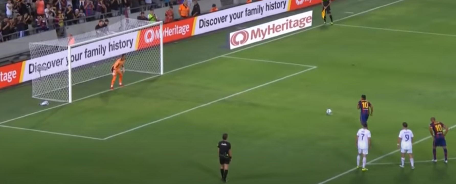 Ronaldinho gólt lőtt, de a Real Madrid nyerte a Barcelona elleni gálameccset – videó